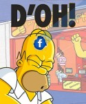 Homer demonstartes Facebook Personal Account vs Business Page
