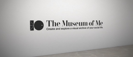 the museum of me sign